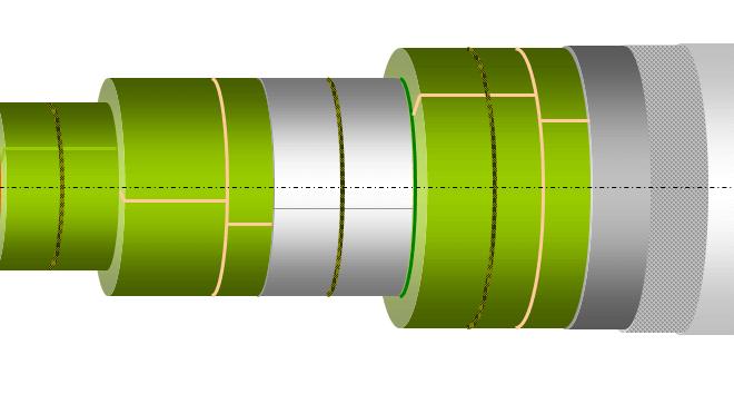 Calorifuge tuyau